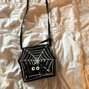 Handbags - Super cute spider web purse